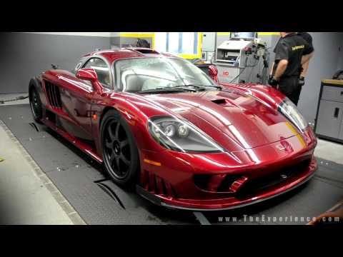Performance Motorsport: Twin Turbo Saleen S7