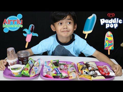 Parody Homesale Ice Cream Paddlepop Lucu Banget