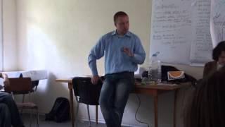Кравченко Ю. ШОК - обучение реальностью