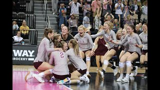 2019 Volleyball State Champions Video