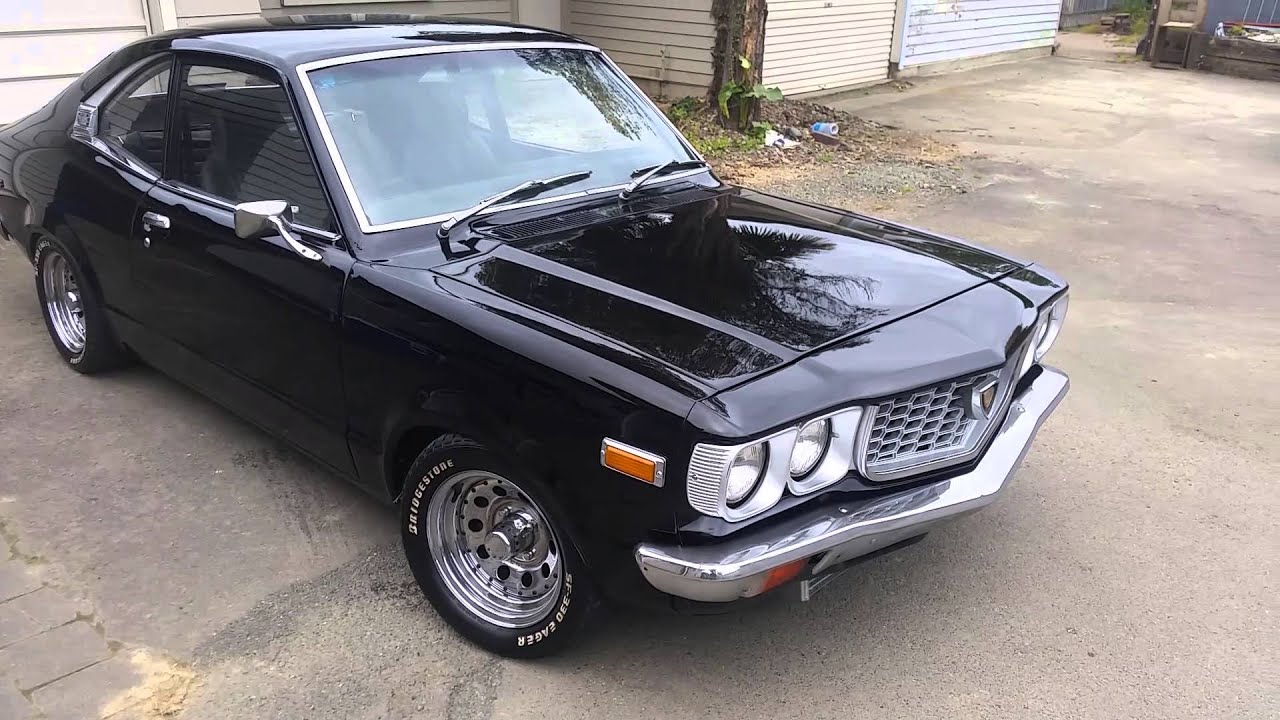 mazda rx3 coupe 13b pp youtube