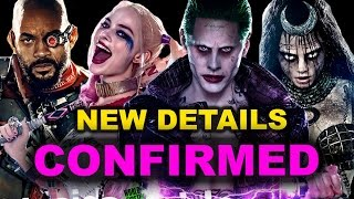 Suicide Squad 2016 - Enchantress Villain, Joker Harley Deadshot LOVE TRIANGLE - Beyond The Trailer