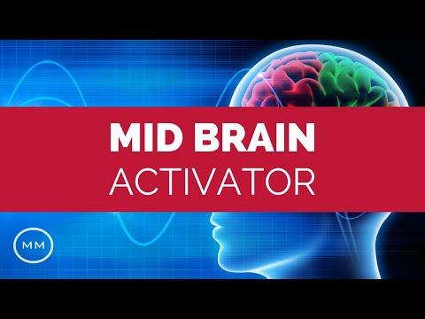 Mid Brain Activator - Third Eye / Pineal Gland Activation - Binaural Beats - Meditation Music
