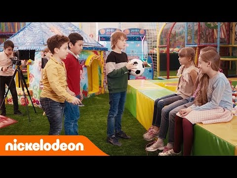 Friendship Is... Playing Together | Nickelodeon Russia