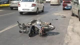 Çalıntı motorla kaza yapan çocuklar, gizlendikleri yerde kıskıvrak yakalandı