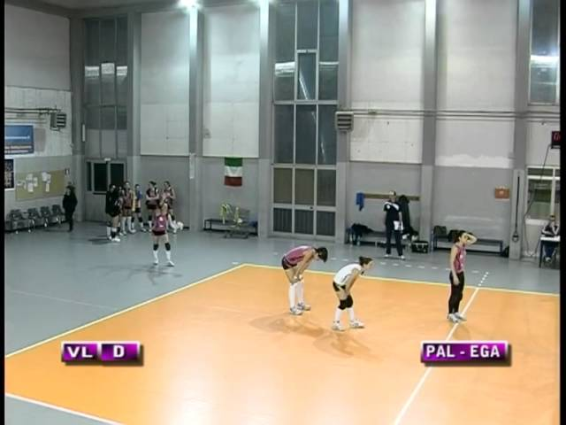GSD Palombara vs Egan Volley - 1° Set