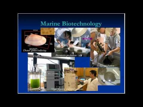 Carteret Community College's Aquaculture Program / BioForum