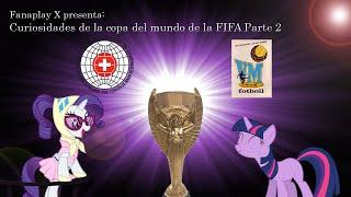 Curiosidades de la copa del mundo de la FIFA (Loquendo) Parte 2/?