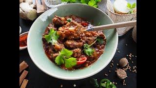 Co na obiad: Beef Vindaloo, czyli pikantne indyjskie danie