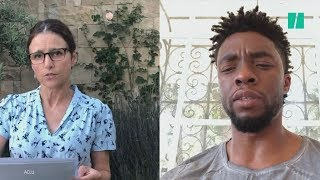 'My Name Is Mirian': Celebs Read Letter From Detained Migrant Mom
