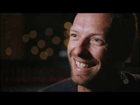 Chris Martin Talks About Ghost Stories