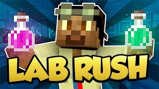 Minecraft - LAB RUSH #2 with Vikkstar & TheCampingRusher