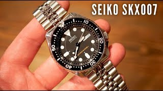 I got my Seiko SKX007 from Japan ! But Did I? Seiko SKX007 Review