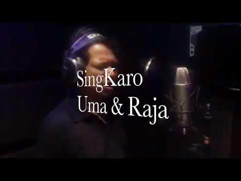 SingKaro  |  Va Va Va Kanna Va  |  COVER  |  Uma & Raja Shrinivas
