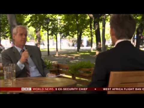 Hard Talk cu Iurie Leancă pe BBC World News (I parte)