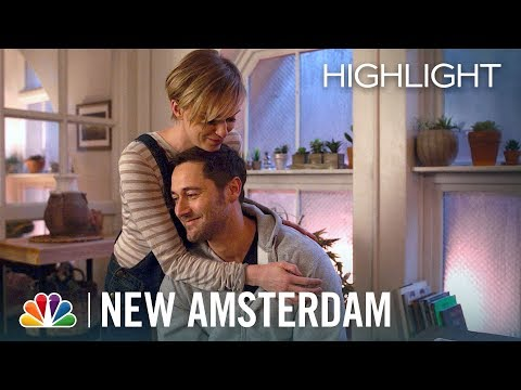 Max Leans on Georgia - New Amsterdam (Episode Highlight)