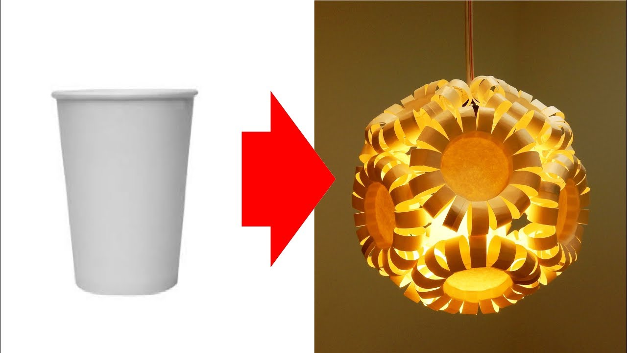 6 Incredible DIY Lamps You Can Make By Recycling (compilation)   EzyCraft