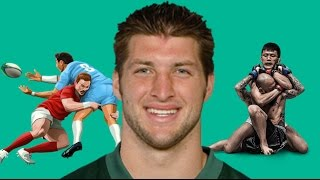 FIVE SPORTS TIM TEBOW COULD BE PLAYING