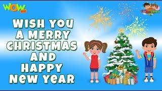 Merry Christmas and a Happy New Year Vir & Imli