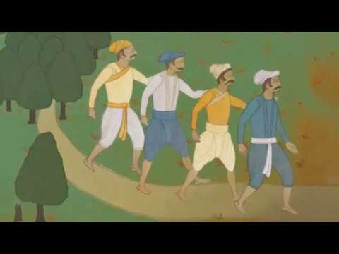 Four Blind Men and the Elephant