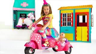Katy voy a tratar el transporte de dulces
