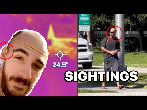 Brian Laundrie SIGHTINGS: Parents HELPED HIM ESCAPE to MEXICO?