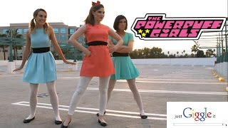 Powerpuff Girls Live Action Trailer (2016) (JGI #39)