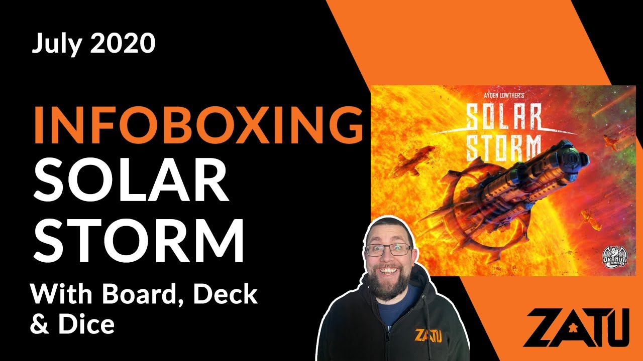 Solar Storm InfoBoxing