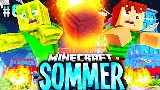 METEOR ZERSTÖRT unsere WELT?! - Minecraft Sommer #06 [Deutsch/HD]