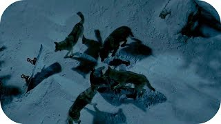 Дэна съедают волки. Замёрзшие