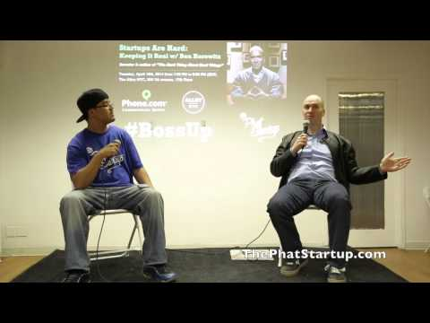 Startups Are Hard: Keeping It real w/ Ben Horowitz