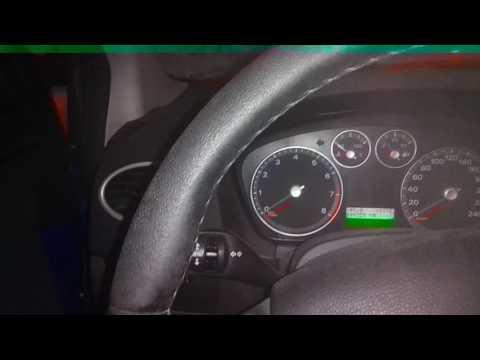 Завести разряженный Форд Фокус 2 на морозе