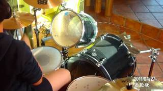 Chop suey-Drums cover By Achard.P