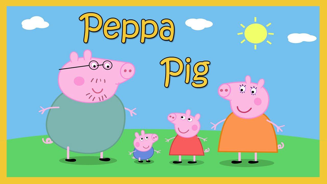 Peppa espa ol latino peppa pig en espa ol capitulos for En youtube peppa pig