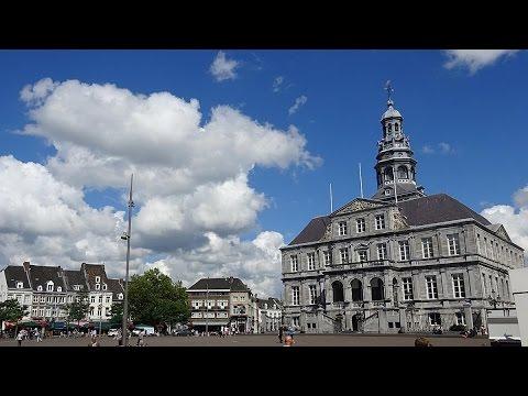 Maastricht Impressionen Sommer 2015