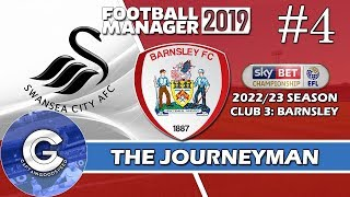 Let's Play FM19 Journeyman | Barnsley S5 E4 | JOB INTERVIEW | A Football Manager 2019 Story