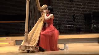 Britten - Suite For Harp, II. Toccata