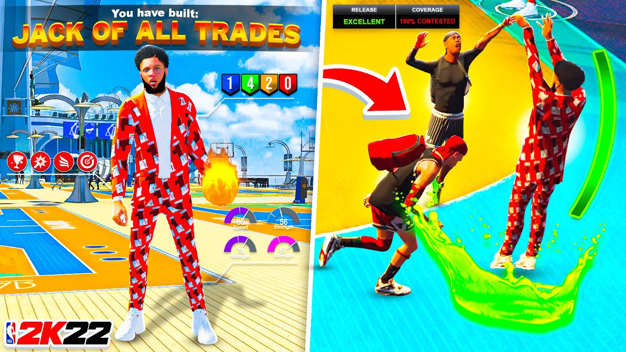 Download i USED the WORST BUILD in NBA 2K22 (JACK OF ALL TRADES)