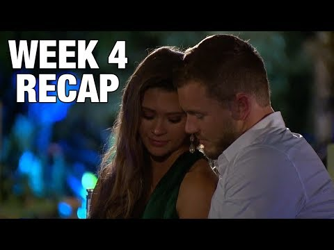 Bachelor Breakdown - Week 4 Colton's Season Recap + New Final 3 Pick!