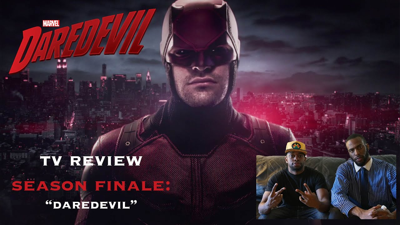 daredevil netflix episode  season finale tv review youtube