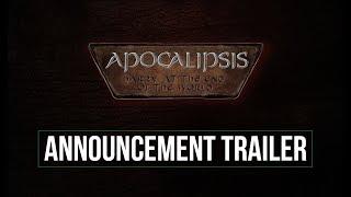 Apocalipsis - announcement trailer