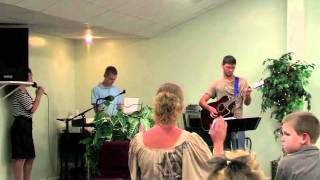 Wednesday Worship Service Part 2 8/31/11
