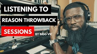 THROWBACK PROPELLERHEAD REASON SESSIONS - LISTENING TO THE GROWTH