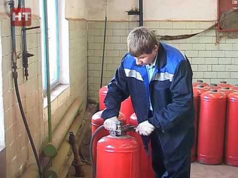 Газовые баллоны безопасны