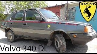 Volvo 340 DL 1,6 diesel. Корчинушка