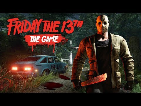 ESCAPE JASON!! (Friday the 13th Game)
