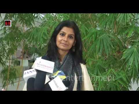 Nandita Das, Dalip Tahil At Godrej India Culture Lab Museum of Memories Remembering Partition