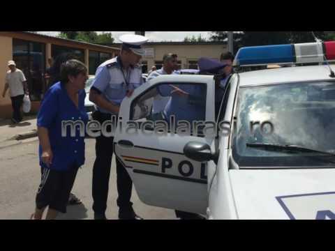 """mediacalarasi.ro - """"Circ stradal"""" la Călăraşi în urma unui eveniment rutier"""