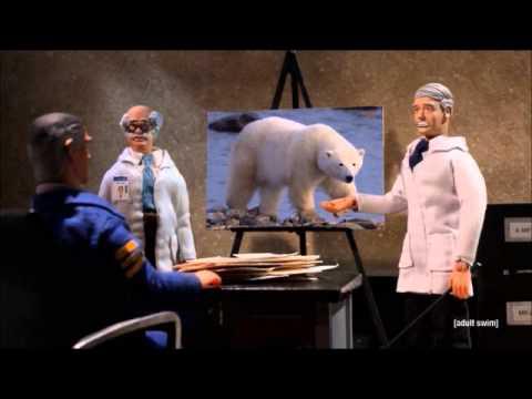 Robot Chicken - Bi-polar Bipolar Bi Polar Bear