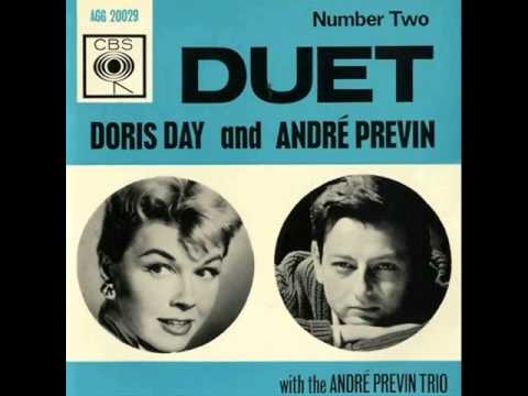 Doris Day with André Previn Trio - Close Your Eyes